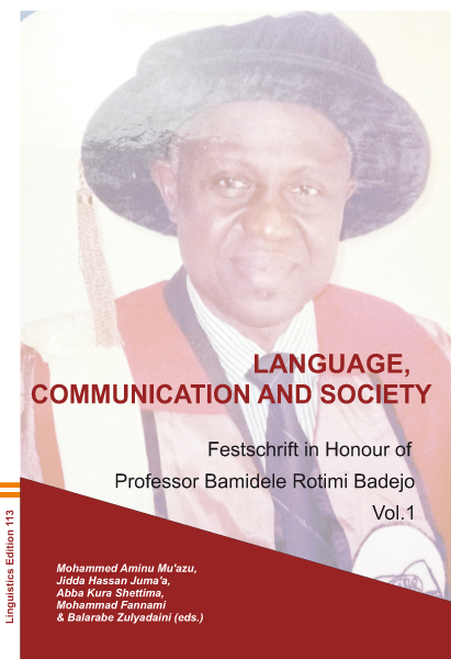 LE 113: Language, Communication and Society  Vol  1