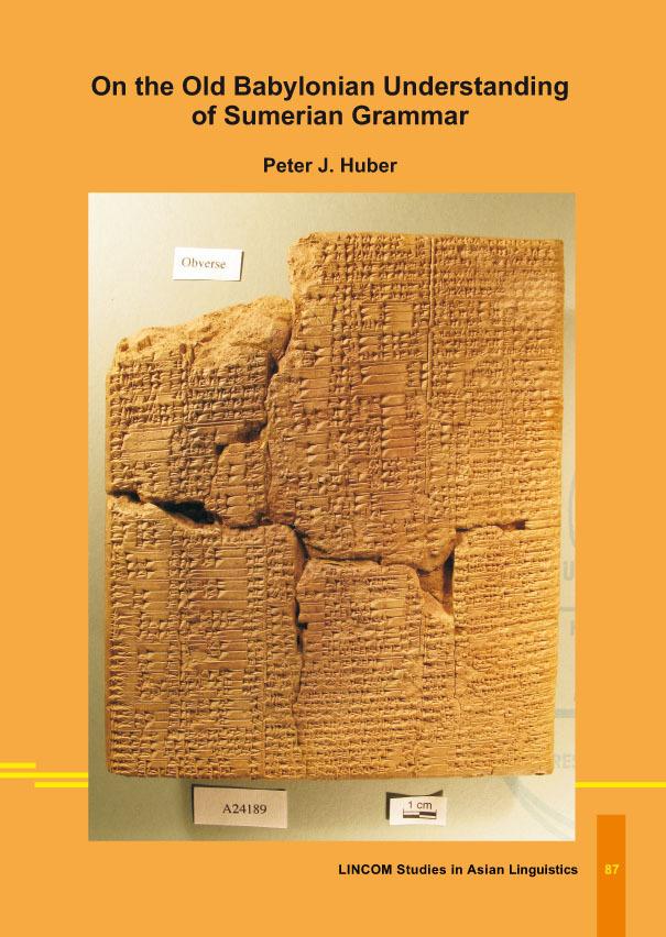 Lsasl 87 on the old babylonian understanding of sumerian grammar fandeluxe Image collections